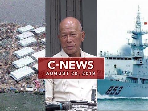 UNTV: C-News (August 20, 2019)