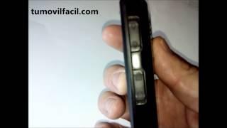 funcionamiento general tumovilfacil telefono personas mayores teclas grandes