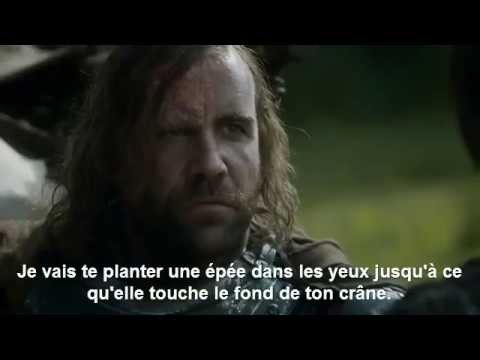 game of thrones le tr ne de fer saison 3 episode 9 preview vostfr youtube. Black Bedroom Furniture Sets. Home Design Ideas