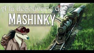 Mashinky - A la découverte du gameplay