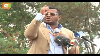 ODM leaders say Odinga is best suited to fly CORD 2017 flag