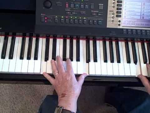 Amazing Grace Piano Lesson On Arranging