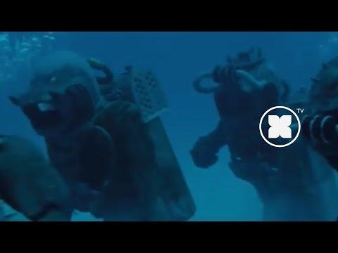 """Heinrich Dressel - """"Lurking Underwater (JTC Remix)"""" (Official Video)"""