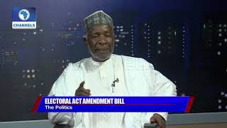 Electoral Amendment Bill: Galadima Says Buhari Govt Desperate, Keyamo Disagrees Pt.2 thumbnail