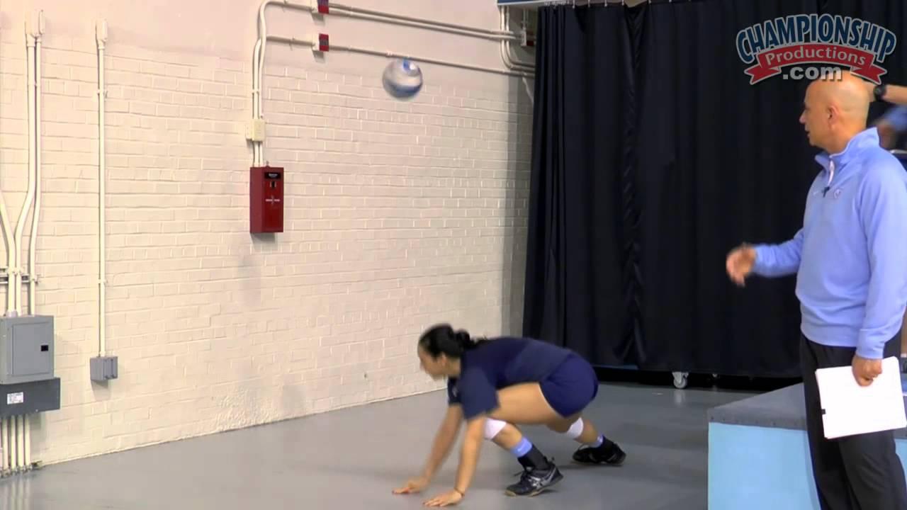 Position Training Drills: Libero - YouTube
