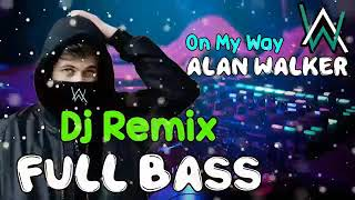 Gambar cover DJ On My Way ALAN-WALKER