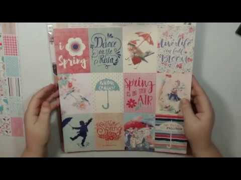 Country Craft Creations Design Team Haul Authentique Photoplay