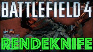 bf4 rendeknife on dawnbreaker a knife kill extended rendezook bf4 epic moments playlist