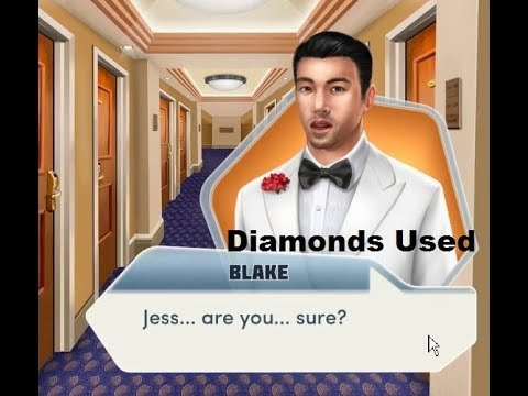 Choices:  Stories You Play - Rules of Engagement Book 1 Ch 19 Diamonds Used