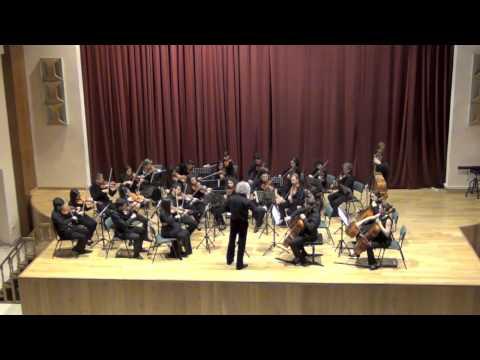 Orchestra del Conservatorio D.Cimarosa di Avellino britten