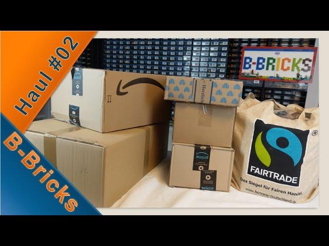 Neue Sets für BrickLink! | LEGO®Haul #02