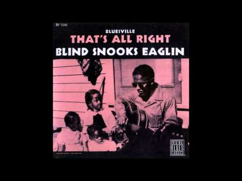 Blind Snooks Eaglin - Brown Skinned Woman