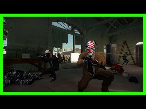 Payday 2 adds a reservoir dogs heist