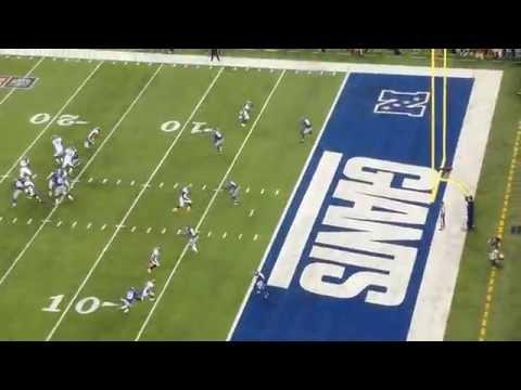 Peyton Manning Touchdown Pass To Julius Thomas - Manning Bowl III