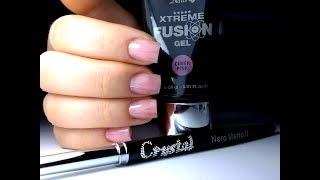 Polygel Докладна інструкція!!! Акриловий гель Xtreme Fusion Gel ТОП удивителные дизайни нігтів
