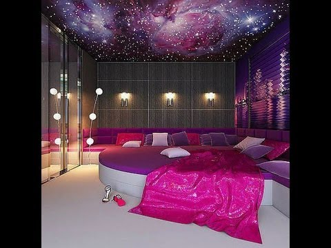Dream Bedroom Designs! Ideas For Teens, Toddlers And Big Girls Cute  Interior Room Decorations