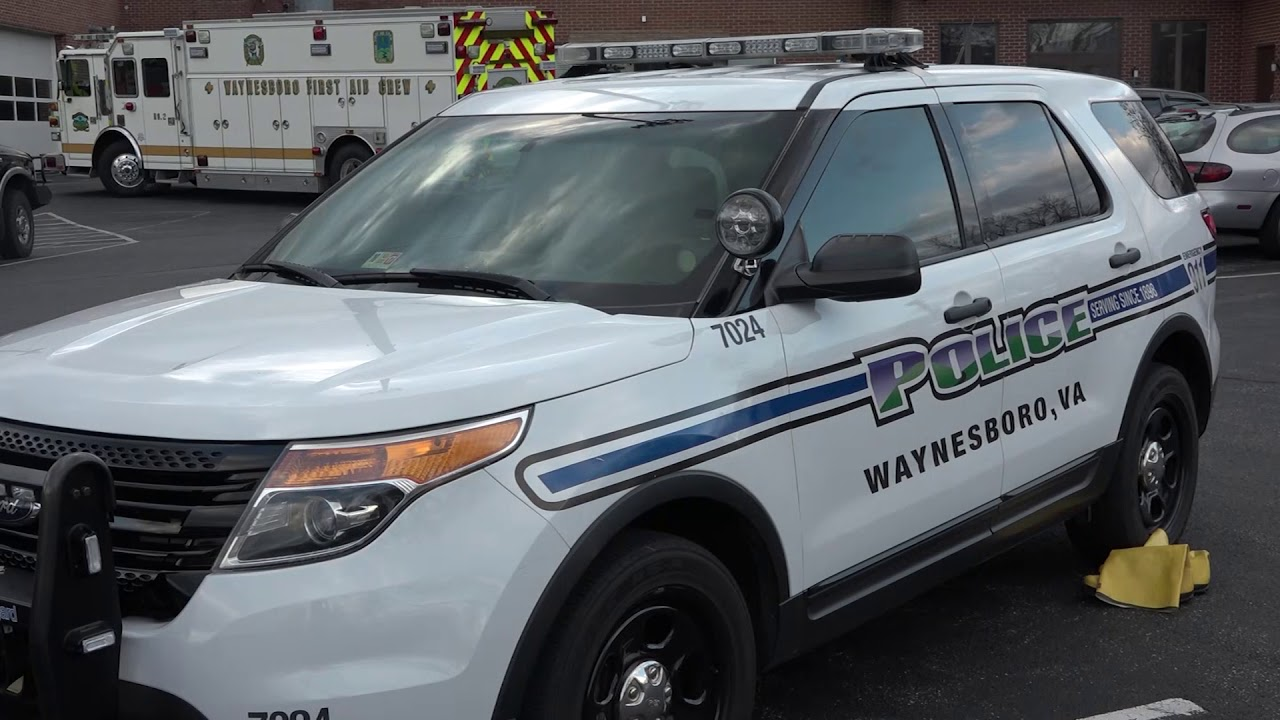 Waynesboro Teen arrested on stolen car and firearm charges