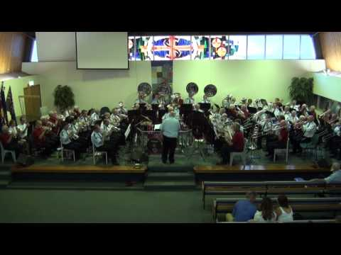 Fire and Rescue NSW Band and Marching Team - Noel's 75th