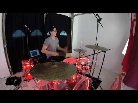 Feel It Still - Drum Cover - Portugal. The Man