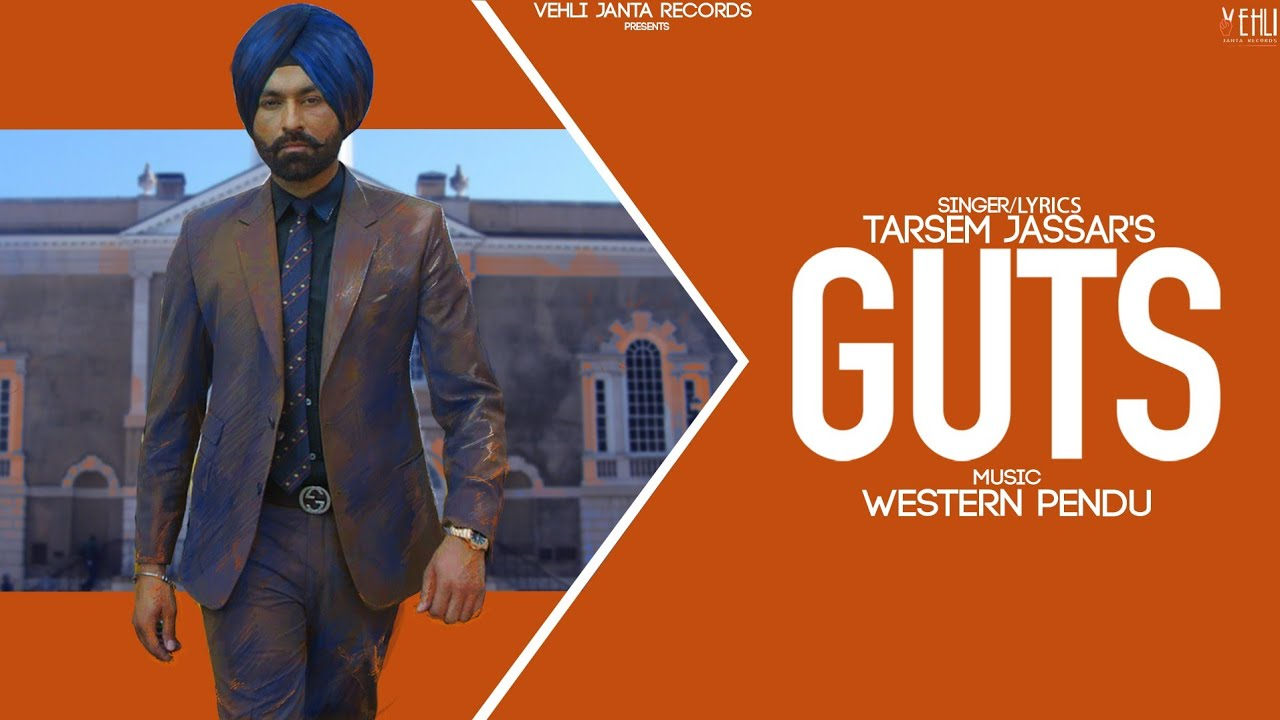 guts tarsem jassar western pendu full song latest punjabi songs youtube