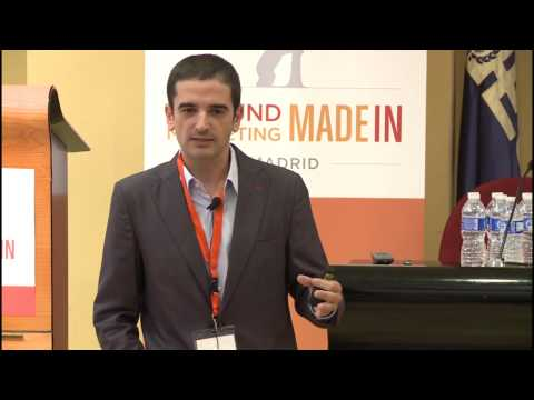 Inbound Marketing Made In Madrid 2014: David Tomás
