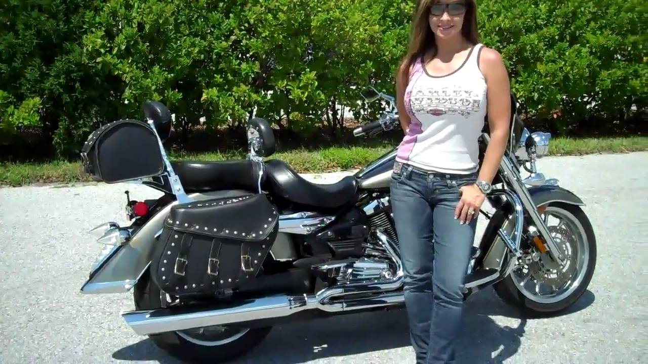 USED 2006 YAMAHA ROADLINER XV 1900 FOR SALE USED PRE-OWNED TAMPA ST ...
