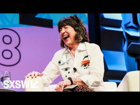 Christiane Amanpour & Kara Swisher | Christiane Amanpour on Sex & Love Around the World | SXSW 2018
