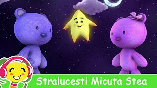Stralucesti Micuta Stea - Twinkle Twinkle Little Star in Romana thumbnail