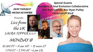 the Cosmic Prayer with Laura Topper