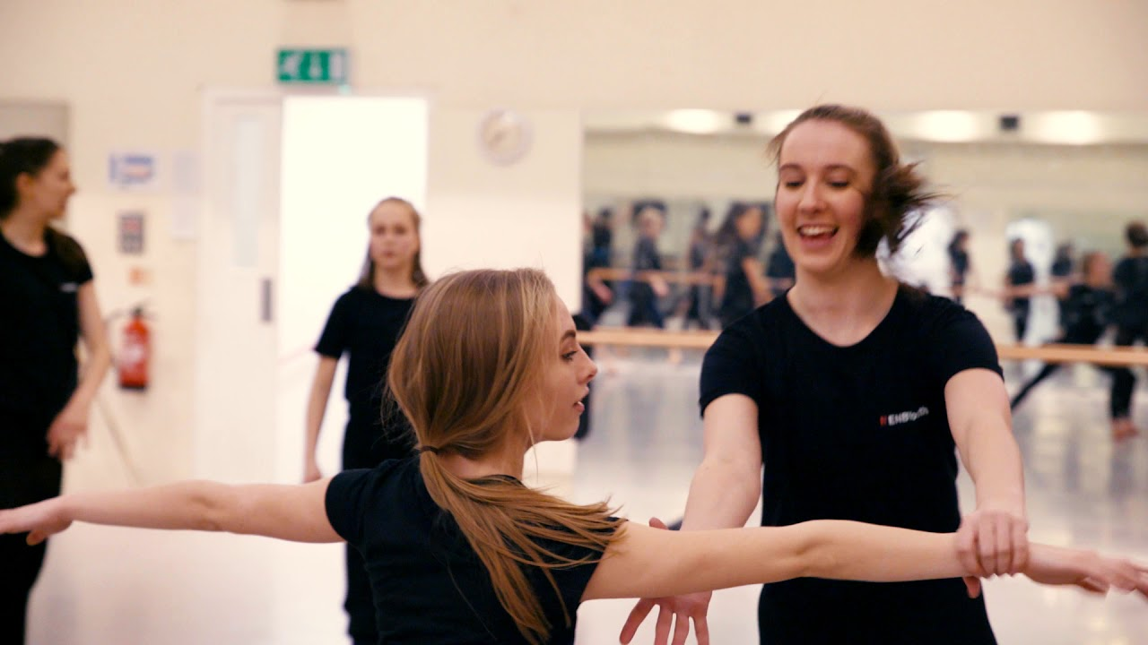 Dance Journeys 2018: ENBYouthCo | English National Ballet