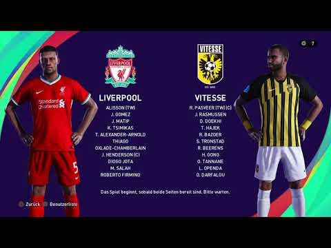 Liverpool Osc Roblox Roblox Fc Liverpool Vs Vitesse Online Quick Match Script Free Efootball Pes 2021 Youtube