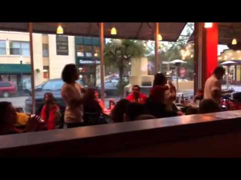 Kianti's Restaurant Show, Santa Cruz