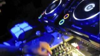 "DJ Amadeus live at Fusion (Melbourne, Australia) 05.07.11 ""Bomb Jack"" Release Tour)"