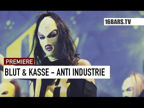 """Blut&Kasse mit neuem Video zu """"Anti Industrie"""""""
