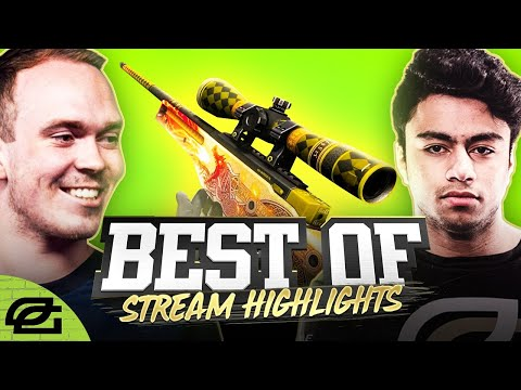 COME LEARN HOW TO SNIPE WITH OPTIC | Stream Highlights