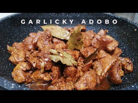 ADOBO – Pork Adobo Recipe – Pork Adobo Filipino Favorite Dish – Simple & Easy Adobo Recipe
