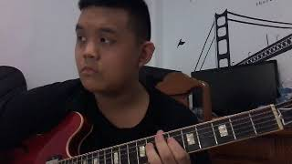 West Coast Blues : Wes Montgomery Solo Transcription (Performed by Don Sakulprasertying)