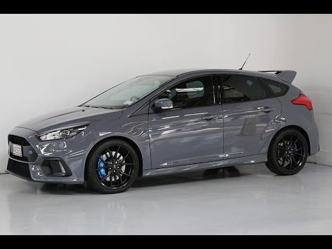 2016 Ford Focus RS Mountune 380 - Team Hutchinson Ford