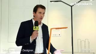 ORGATEC 2016   Luctra - Sebastian Kraus