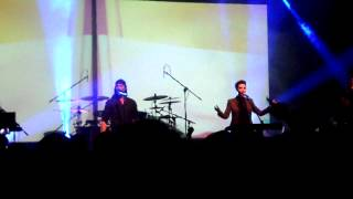 Laibach - The Whistleblowers (Archa Theatre, 18. 4. 2014 Prague)