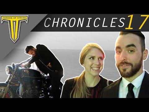 THRONE CHRONICLES 17 | Throne HQ : Pumpkins : Cleveland