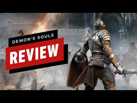 Demon's Souls Remake Review (PS5)