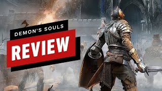 Demon's Souls Remake Review (PS5) (Video Game Video Review)
