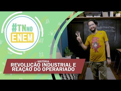 Revolução Industrial e Reação do Operariado