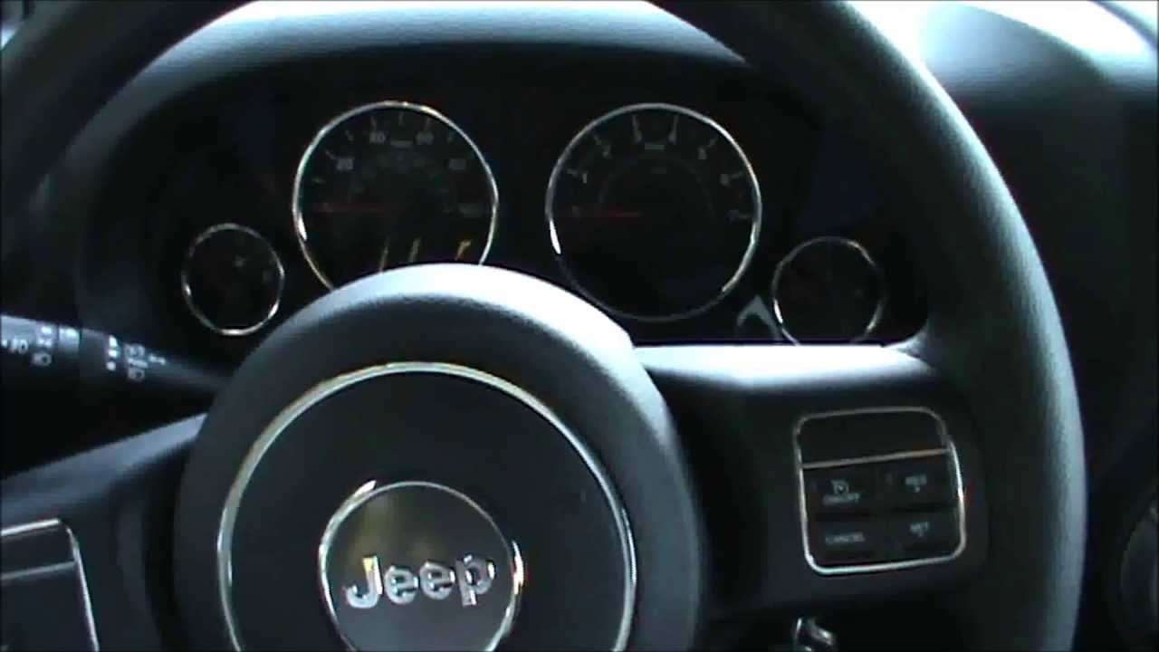Jeep Unlimited Hill Start Assist Disable Procedure Youtube 2014 Patriot Fuse Box Diagram