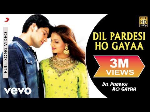 Dil Pardesi Ho Gaya - Title Track Video | Kapil, Saloni