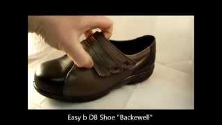 Easy b DB Wide fit shoes 8E 6E Bakewell Shopofshoes.com