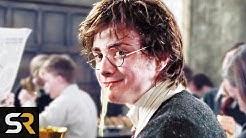 15 Cringe Moments In Harry Potter