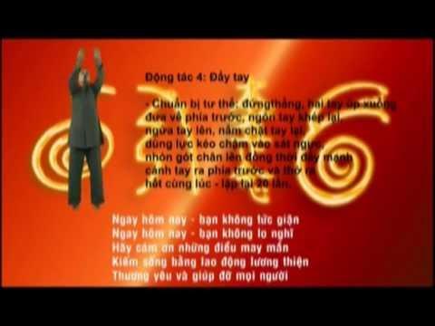 Xoa Mat Chua benh - Không Cần Dùng Thuốc