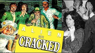 ALIEN Gets CRACKED - A Look at the 1979 Parody